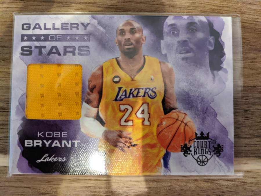 Court Kings Gallery of the Stars Kobe Bryant /150